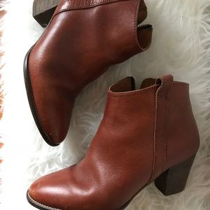Madewell Billy ankle boots